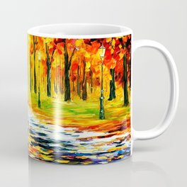 Tardis Art Waiting Somebody Coffee Mug