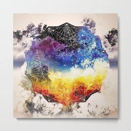 nebula borning Metal Print