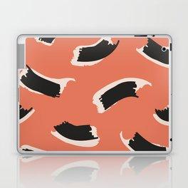 Animal Stripes in Terracotta Laptop & iPad Skin