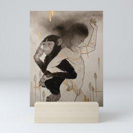 Man From Ape Mini Art Print