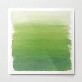 Greens No. 1 Metal Print