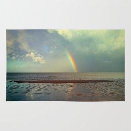 Rainbow Over Sea Rug