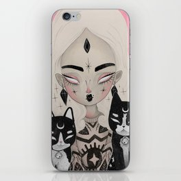 COVEN iPhone Skin