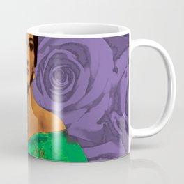 Maria Callas Stenciled II Coffee Mug