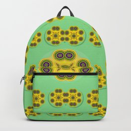 Sun flowers for the soul at peace Backpack