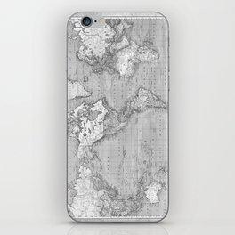 Atlas of the World iPhone Skin