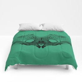 Winged Beauty Comforters