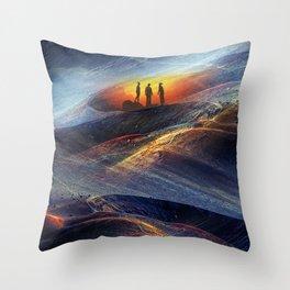 Uranus Children Throw Pillow