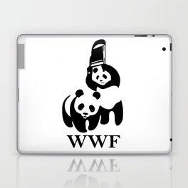 WWF Parody Laptop & iPad Skin