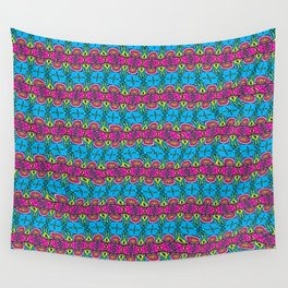 Picket Fences Wall Tapestry