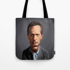Celebrity Sunday ~ Hugh Laurie Tote Bag