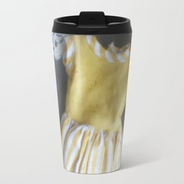 Yellow Dress TTV Travel Mug