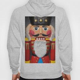 Nutcracker Christmas Design - Illustration Hoody