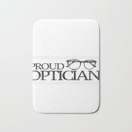 Optician Bath Mat