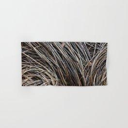 Dried branch background Hand & Bath Towel
