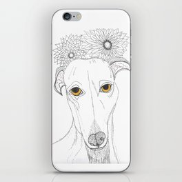 Do you have room for me? iPhone Skin