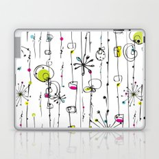 Quirky Icons Laptop & iPad Skin