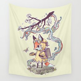 Little Explorer Wall Tapestry