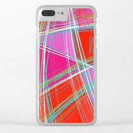 Domi Clear iPhone Case