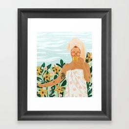 Earl Grey Framed Art Print