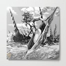 Thorn of Jupiter Metal Print