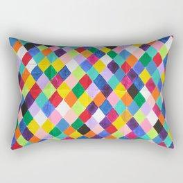 You.Me.Us Dos Background Rectangular Pillow