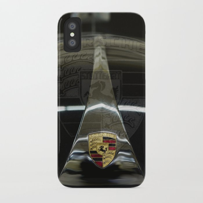 Tribute to the Legendary 356 iPhone Case