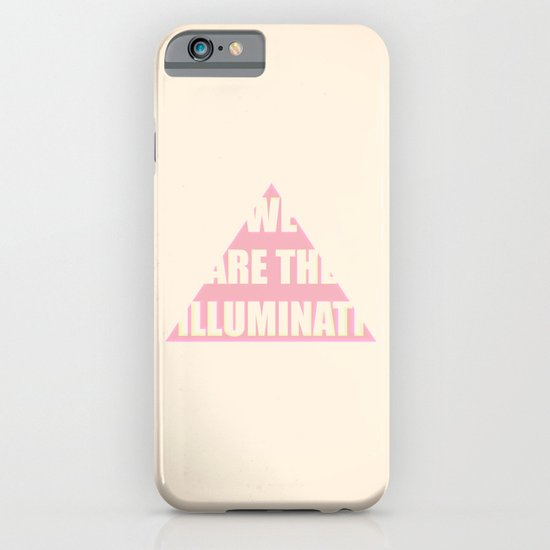 Illuminati iPhone & iPod Case