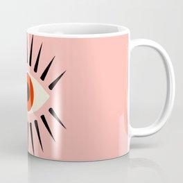 Red Eye Coffee Mug