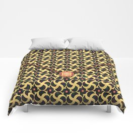 Gilded Cage Envelope Comforters