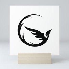 Second Chance Lit Logo Mini Art Print