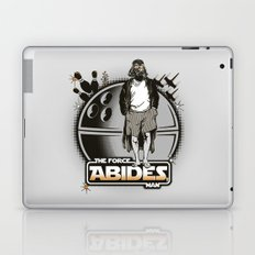 The Force Abides Laptop & iPad Skin