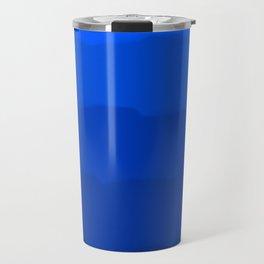 Endless Sea of Blue Travel Mug