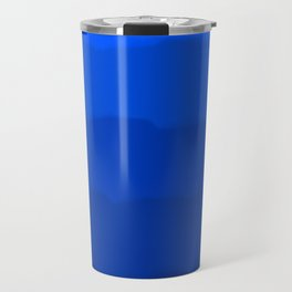 Endless Sea of Blue Travel Mug
