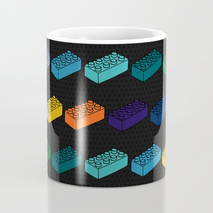 Game Bricks Pattern Coffee Mug