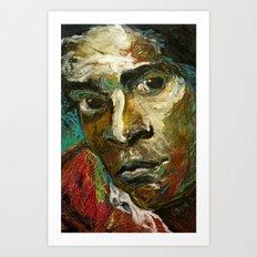 Jean-Michel Basquiat 2 Art Print