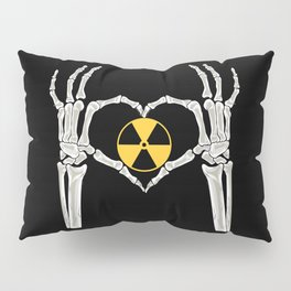 Rad Tech X Ray Skeleton Radiology Technican Gift Pillow Sham