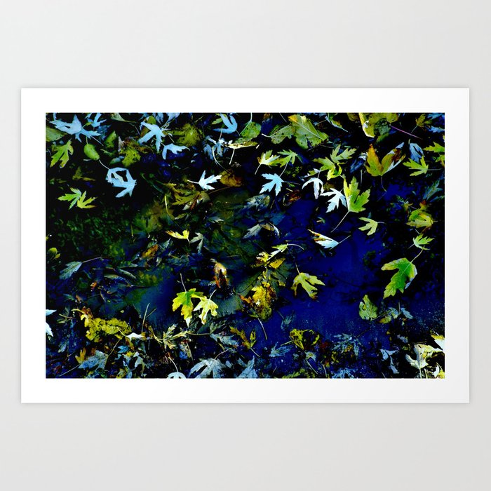 """Leaf Atlas"" Art Print"