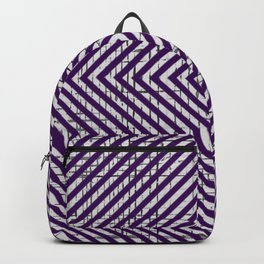 The System - Purple Backpack