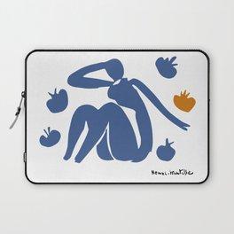 Henri Matisse Nu Bleu Aux Pommes (Blue Nude With Orange) 1954 Artwork Laptop Sleeve
