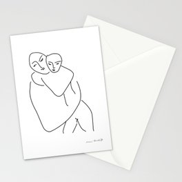 Matisse - Mother and son Stationery Cards