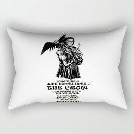 The Crow: Eric Draven Rectangular Pillow