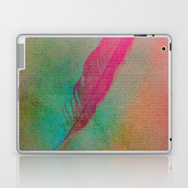 Dream Feather Laptop & iPad Skin