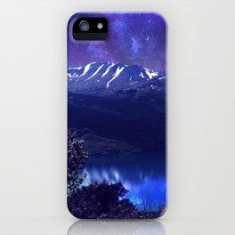 Alaskan Night iPhone Case