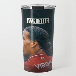 Virgil van Dijk Travel Mug
