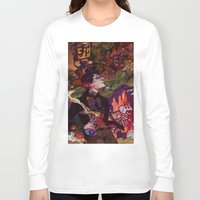 pacific rim Long Sleeve T-shirts featuring Pacific Rim by Sophie'sCorner