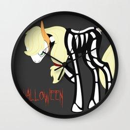 Halloween AJ Wall Clock