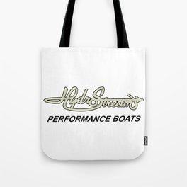 Hydrostream Boats Tote Bag