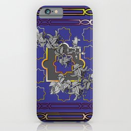 Persian ornamental taste of luxury  iPhone Case