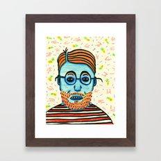Winceston Framed Art Print
